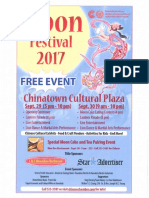 Moon Festival 2017 - Chinese Chamber of Commerce of Hawaii