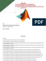 MATLAB (Manual Programacion Interface Vectores - 2da Edicion)