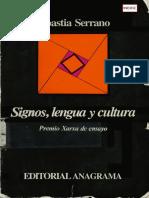Signos-lengua y Cultura