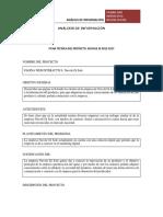 Plantilla Software Analisis de Requerimientos1