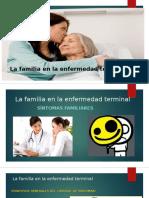 La Familia en La Enfermedad Terminal