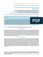 IAETSD-JARAS A Review Paper on Power Quality Issues and Mitigation Strategies