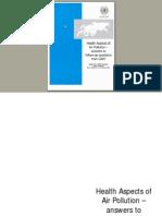 E82790-Healt aspects of Air pollution