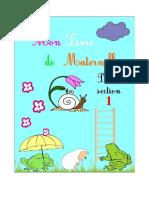 Livre Maternelle Petite Section