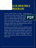 STAGES OF BIOETHICS PROGRAMS.docx