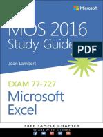 eBook MOS 2016 Excel