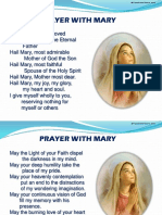 TRUE DEVOTION Missionaries of Mary