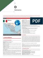 Mexico Ficha Pais