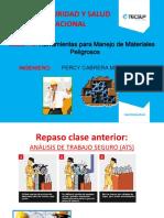 Clase MPeligrosos