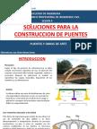 Sesion 4 - Solucion Para La Construccion de Puentes