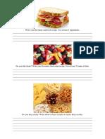 Write your favourite recipe.docx