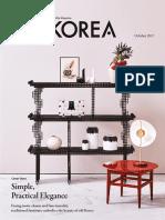 KOREA Magazine October 2017