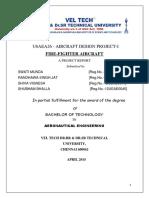 Aircraft Design Project-1