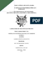 Informe 2 Electricos 2