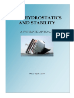 SHIP HYDROSTATICS and stability Prof omar.pdf