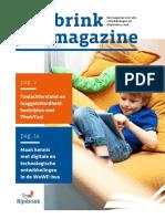 Jaarmagazine Rijnbrink 2016
