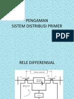 Pengaman Sistem Distribusi
