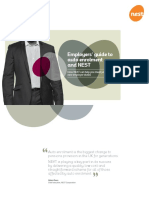 Employers Guide to Automatic Enrolment,PDF