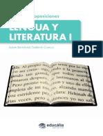 Muestra Tem Lengua Lit i PDF