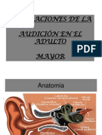 4. Alteraciones  de la audicion del AM.ppt