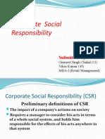 CSR Gurmeet