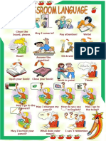 Classroom Language Study