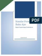 Standar Format Buku Ajar 1
