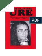 Pensamientos (Por Alberto Jiménez Ure-Versión Revisada y Digitalizada 2017)