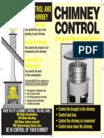 Chimney Control Instructions