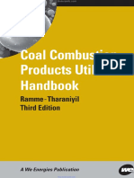 Coal Combustion Products Utilization Handbook