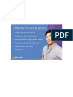 eBook CRM for Outlook Basics