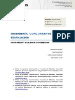 Ingeniería concurrente aplicada al modelo de diseño de producto Elena Torres Roca, Victoria Sanz Buades, Carlos Guerrero Martínez, David Juarez Varón