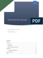 Overview (CISCO1921-K9)