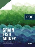 Fish,Grain, Money