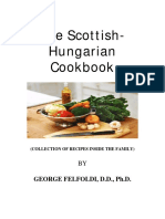 2009 - George Felfoldi - (eBook - Cooking) - The Scottish-Hungarian Cookbook (2009), 157 pages.pdf
