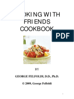 2009 - George Felfoldi - (eBook - Cooking) - Cooking With Friends Cookbook (2009), 160 pages.pdf