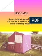 Sidecars - by Subroto Mukerji