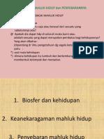 IKD Pertemuan Ke-7 D (Keanekaragaman Mahluk Hdp)
