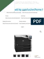 HP Color LaserJet Enterprise M750dn _ HP® Official Store