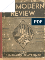 The Modern Review 1936 January