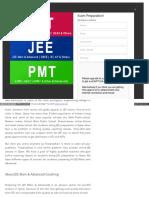 Online JEE Coaching in Qatar