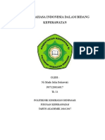 FUNGSI BAHASA INDONESIA DALAM BIDANG KEPERAWATAN.docx