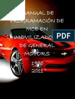 1.-Programacion Pk3 y Pk3 (-) Gm Mce