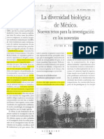 Diversidad Biológica Toledo