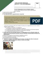 Evaluación Mensual de Hge