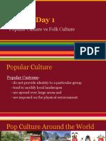 unit 3- day 01 popular v folk culture  1
