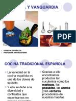 Cocina y Vanguardia