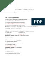 2Grammar for TOEFL Jawaban Dan Pembahasannya