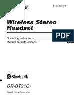 Manual audifonos DRBT21G_EN_ES.pdf