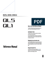 QL5 Reference Manual